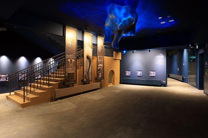 札幌市円山動物園 象舎